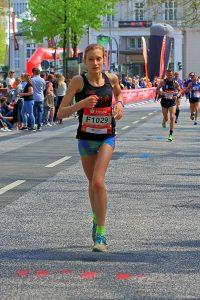 strecke hh marathon